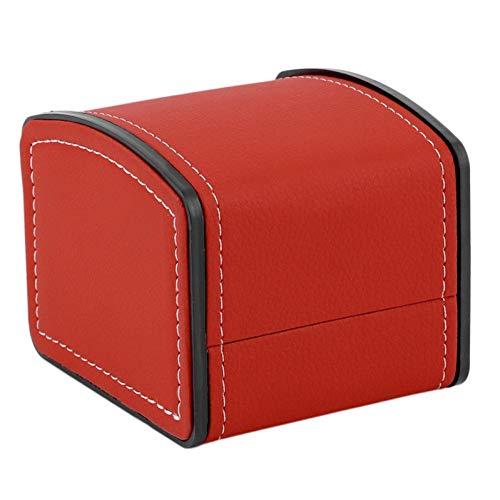 Luxusuhr-Harte Kasten-Geschenkboxen Mit Der Kissen-Schmuck-Uhr, Die Für Armband-Armbanduhr-Kasten Verpackt