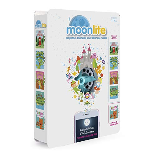 Moonlite Proiettore di Storie per Bambini, 6047228, Multicolore