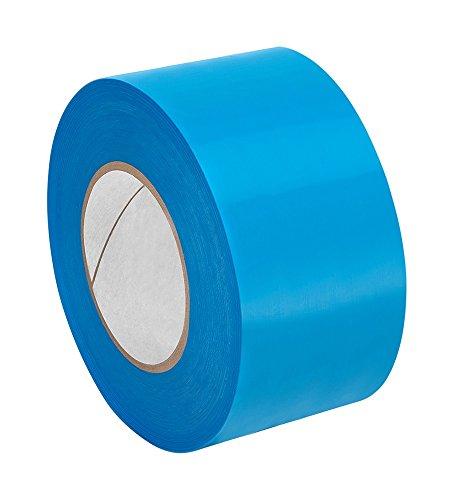 TapeCase 5-36-2302-20 Natürliches UHMW Polyolefin Folie, Temperaturbereich -100 °C bis 225 °C, 0,0215 cm Dicke, 91,4 m Länge, 12,7 cm Breite