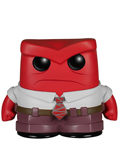 Funko - POP Disney/Pixar - Inside Out - Anger