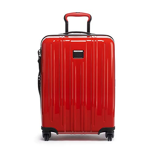 TUMI - V3 Continental Expandable Carry-On Luggage - 22 Inch Rolling Suitcase for Men and Women - Sunset