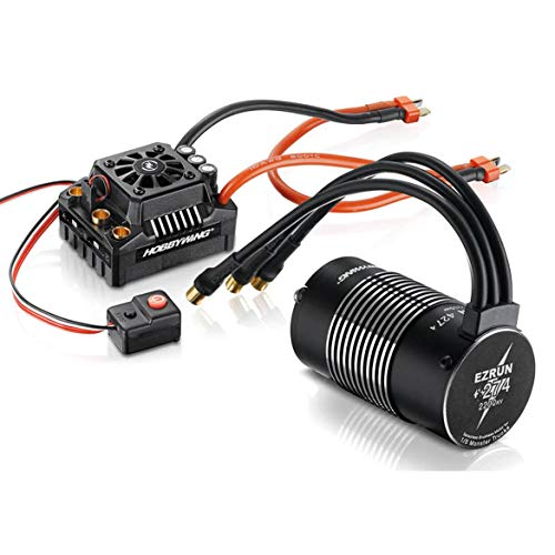 Ezrun Combo MAX8 150A T-Stecker / Motor SL-4274-2200 für 1/8