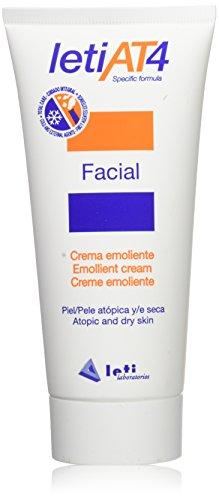 Leti 6198055031 - crema facial pieles atópicas y/o secas at4 100 ml 0m+
