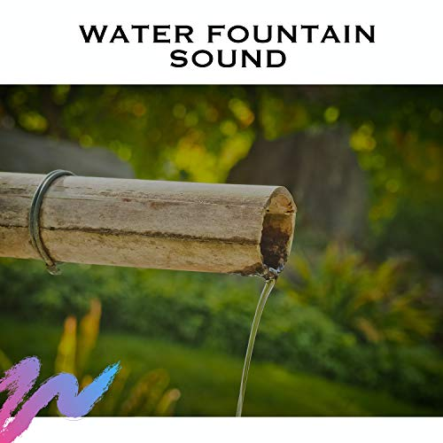 Indoor Water Fountain with Nature Sounds