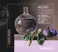 Wolfgang Amadeus Mozart: 5 Violin Concertos