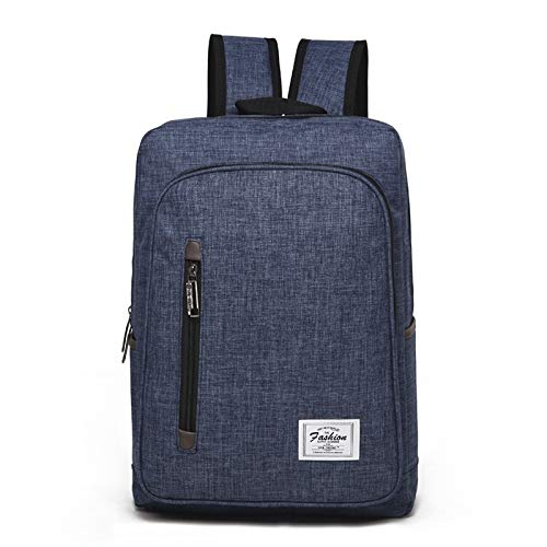 HUIFANGBU Universal Multi-Function Oxford Cloth Laptop Computer Shoulders Bag Business Backpack Students Bag, Size: 43x29x11cm, for 15.6 inch and Below MacBook, Samsung, Lenovo, Sony, DELL Alienware,