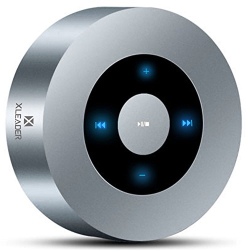 [Diseño LED Tacto] Altavoz Bluetooth, XLEADER Altavoces...
