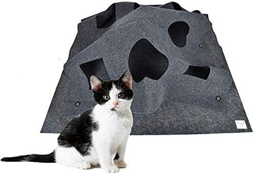 Cat puzzle rug _image0