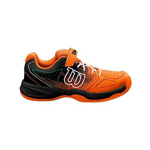 Wilson Kaos K Shocki/BK/Amazon, Zapatillas de Tenis para Niños, Multicolor