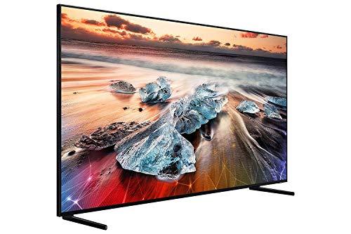"""Samsung TV QE65Q950RBTXZT Serie Q950R 2019, QLED Smart TV 65"""", Ultra HD 8K, Wi-Fi, Nero"""