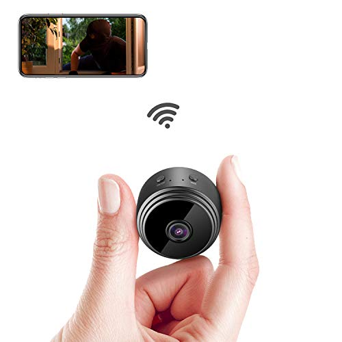 wifi mini camera spy wireless with audio