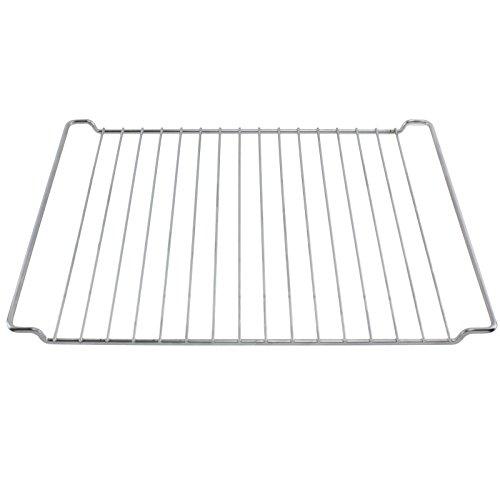 Spares2go Ofenrost für Ikea-Ofen, Chrom, 445x 340mm
