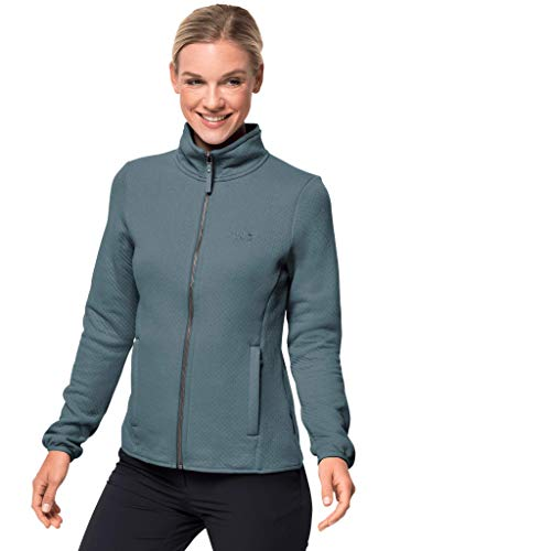 Jack Wolfskin Damen Natori Jacke W, North Atlantic, L