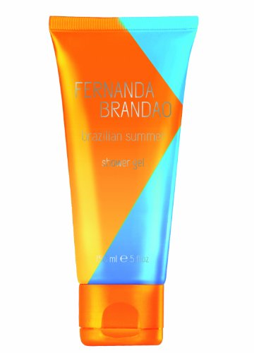 Fernanda Brandao Brazilian Summer shower gel, 1er Pack (1 x 150 ml)