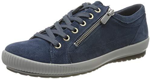 Legero Damen Tanaro Sneaker, Blau Indaco Blau 86, 39 EU (Herstellergröße: 6 UK)