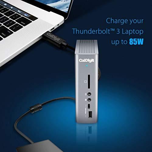 41mGNExS6oL-「Caldigit USB-C/Thunderbolt 3 HDMI Dock」をレビュー。Chromebookでも使える万能ドック