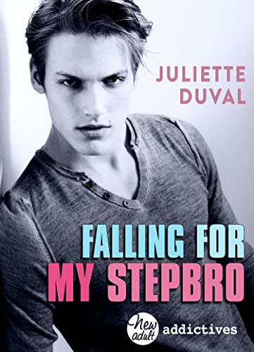 Couverture du livre Falling for My Stepbro (teaser)