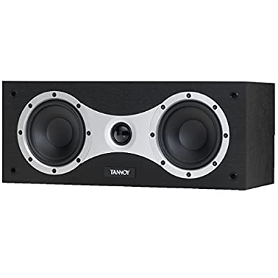 TANNOY Eclipse Centre Speaker Black Oak from Kanto