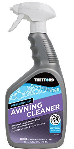 Thetford Premium RV Awning Cleaner -UltraFoam - for RV or Home Awnings...