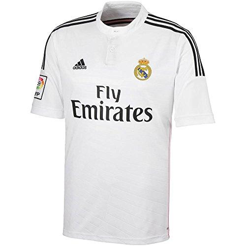 Adidas Performance–Trikot–Real Madrid 2014/15–Weiß, Weiß