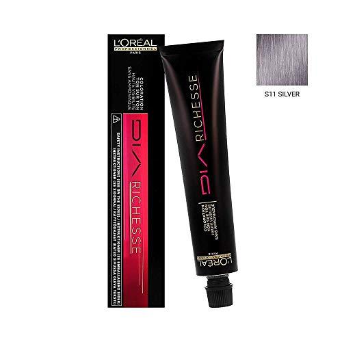 L'Oréal Paris LOREAL Hair Loss Products, 50 ml,11 silver milkshake silver 3474636608669