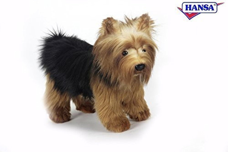 Hansa Yorkshire Terrier Plush by Hansa