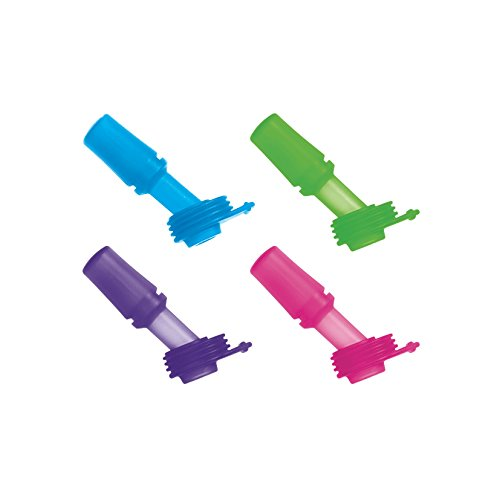 CamelBak eddy Kids Bite Valves, 4-Pack