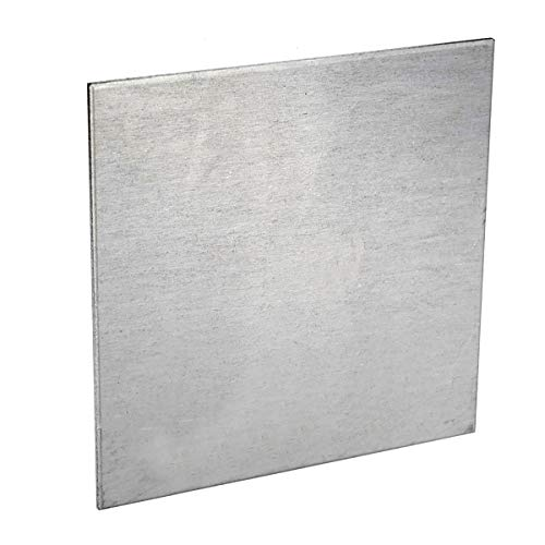 1pc 2mm Thickness Titanium Ti Plate Sheet Gr2 Grade 2 ASTM B265 100x100mm with High Hardness