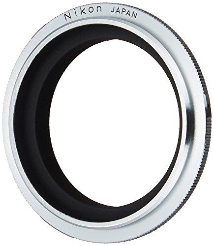 Nikon BR-2A - Anillo de inversión para Objetivos, Plateado