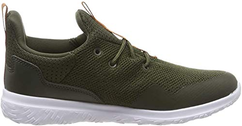 Hummel Unisex-Kinder ACTUS TRAINER JR, Grün (Olive Night 6453), 31 EU