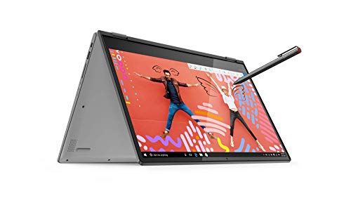Lenovo YOGA 53014IKB Ultrabook Tactile Convertible 14' Noir (Intel Core i3 7020U, 4 Go de RAM, SSD 128 Go, Windows 10) Ancien Modèle