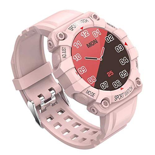 Dan&Dre Smart Watch Fitness Tracker IP67 impermeable pantalla táctil de 1,3 pulgadas, recordatorio de mensajes, reloj deportivo FD68, reloj inteligente deportivo, movimiento