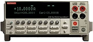 Keithley 2430 1kW Pulse Mode SourceMeter w/ Measurements up to 100V and 10A
