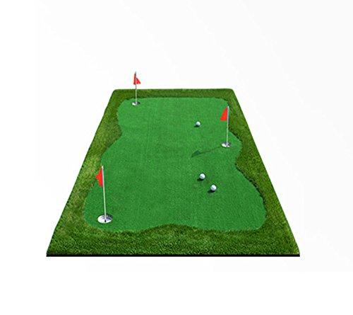 Practica Golf Indoor Marca Hyzb Estera de práctica de golf