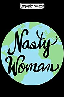 Composition Notebook: Mother earth nasty woman hand drawn cookies gothel danzig difficult mistake bracelet Mother Notebook Journal Notebook Blank Lined Ruled 6x9 100 Pages