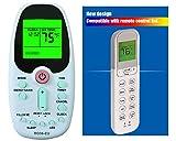 Replacement Kenmore Air Conditioner Remote Control RG36Y1/BGCEFU2 RG36F2/BGEF Works for Kenmore 84086 84106 8,000 BTU Portable Air Conditioner Unit