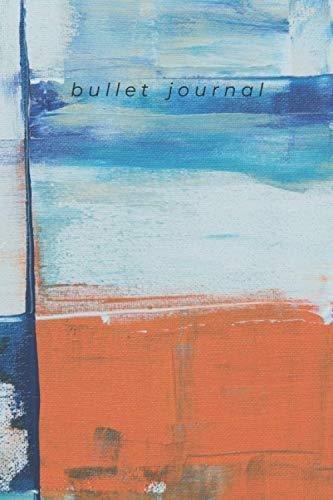 Bullet Journal: quaderno puntinato per appunti e disegni, esercizi di hand lettering e calligrafia, taccuino, notebook, dot grid journal, dotted journal con 100 pagine numerate