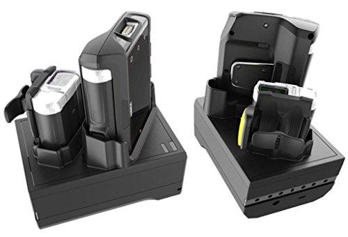 Zebra btry-mc32 – 52 ma-01 Power precisie hoge capaciteit lithium-ionen reserveaccu, compatibel met rechte shooter, draaibare kop en Gun configuraties, 5200 mAh