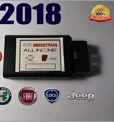 raja IMMO Bypass All in 2en 1arranque emergencia + programador llaves 500X Y Jeep Renegade