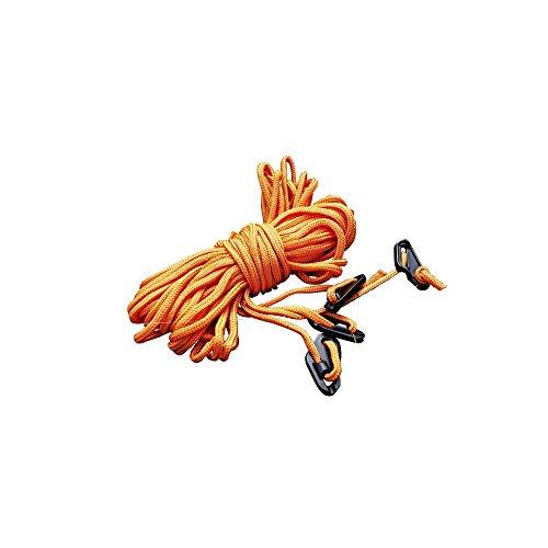 Regatta - Corde haute visibilité 2m (lot de 4) (Taille unique) (Orange vif)