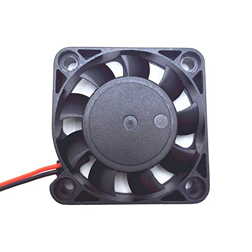 Solanton 5V 0.14A 40x40x10mm Small Micro Cooling Fan 4cm 4010 Brushless DC...