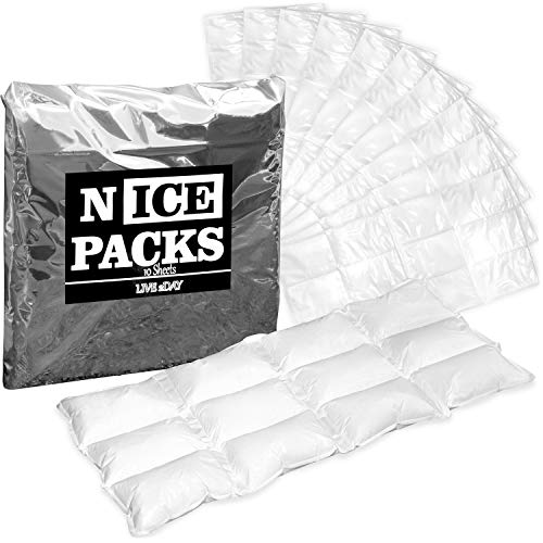 Live 2Day Nice Packs Dry Ice Packs For Coolers