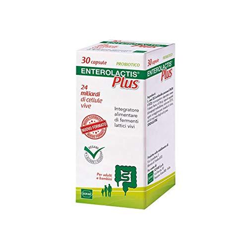 Enterolactis Plus Nuovo Formato (30 Capsule)