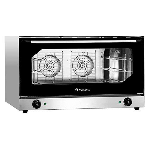 Horno industrial panadería 3 bandejas 60 x 40 - Maquinaria Bar Hostelería