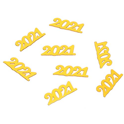 Confete, Decoração de Celebração Fina e Suave Excelente com 1 Bolsa para Formatura de Festa de Ano Novo, Aniversário