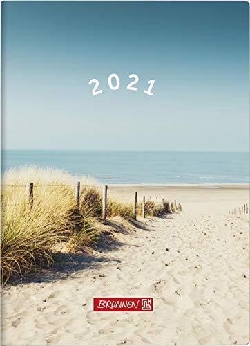 Baier & Schneider 1073115021 Wochenkalender/Taschenkalender 2021 Modell 731