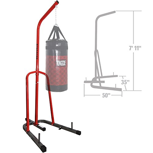 Ringside Prime Free-Standing Station Steel Boxing MMA Heavy Bag Stand