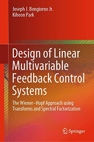 Design of Linear Multivariable F...