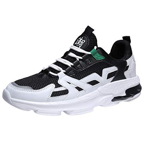 Zapatillas Hombre Deporte Running Zapatillas para Correr Deportivo Calzados para Correr En Asfalto para Hombre Mujer Outdoor Fitness Transpirables Running Casual