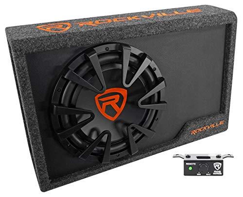 Rockville Rws12ca Slim 1200 Watt 12'...